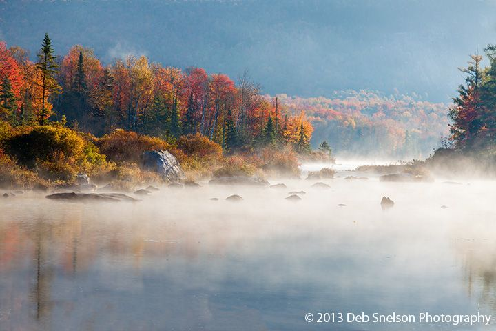 A Misty Early Morning at Marshfield Pond Cabot Vermont.jpg