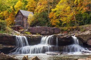 Glade Creek Grist Mill Babcock State Park West Virginia.jpg