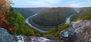 Grandview Panorama Sunset New River Gorge West Virginia.jpg