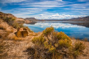 Blue Mesa Reservoir Curecanti Nat Recreation Area Gunnison Colorado.jpg