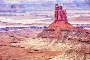 Candlestick Tower at Green River Overlook Canyonlands National Park Utah.jpg