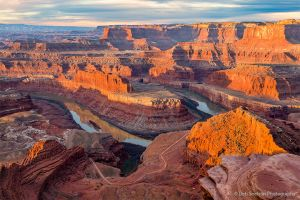 Dead Horse Canyon Sunrise Utah Canyonlands.jpg