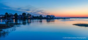 Afterglow of Sunset, Charleston, South Carolina