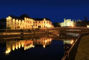 Kilkenny City and Castle, Ireland