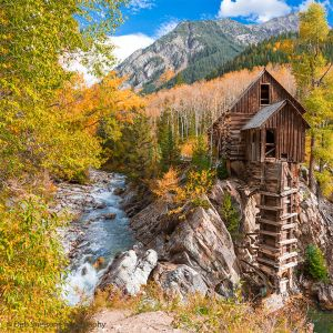 Crystal Mill and River near Marble Colorado.jpg