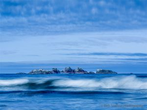 Evening Blues on South Jetty Beach in Bandon Oregon Pacific Coast.jpg