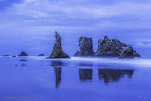 The Blues on Coquille beach Bandon Oregon Pacific Coast Sea Stacks.jpg