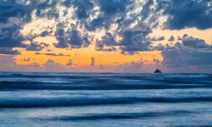 Tillamook  Rock and Sunset on Cannon Beach-c33.jpg