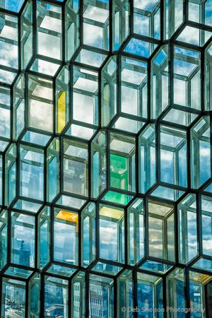 Harpa Architecture windows Reykjavik Iceland.jpg