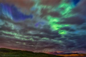 Northern Lights from Stykkisholmur Súgandisey Island Iceland.jpg