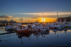 Stykkisholmur Harbor Sunset Iceland.jpg