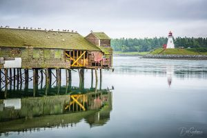 Lubec View to a Canadian Lighthouse .jpg