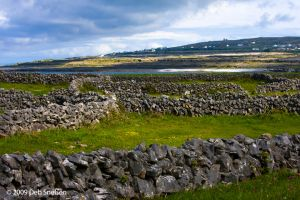 Aran Islands Inishmore Inismor County Clare Ireland stone walls 2.jpg