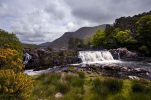 Ashleigh Falls waterfall Mayo Ireland.jpg