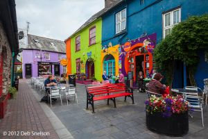 Kinsale square Cork village Ireland.jpg