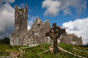 Mungret Churches County Clare Ireland.jpg