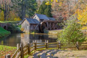 First Impression Mabry Mill at Sunset.jpg