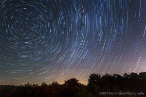 North Pole star Trail Powhatan Wildlife Management Area.jpg