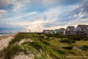 Frisco Beach Scene Outer Banks North Carolina.jpg
