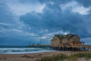 Jennettes Pier Dusk Nags Head Outer Banks North Carolina.jpg