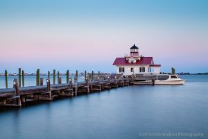 Roanoke Marshes Lighthouse Manteo Alpenglow Outer Banks North Carolina.jpg