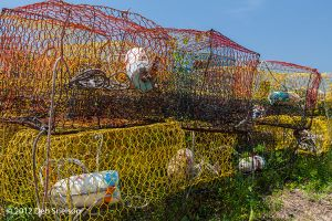 crab pots  Outer Banks North Carolina NC.jpg